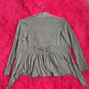 Grey Women's Cardigan
